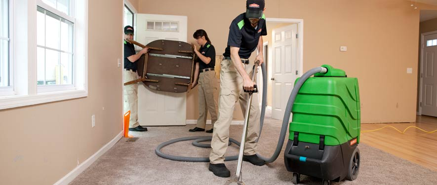 Edwardsville, IL residential restoration cleaning
